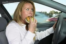 eatingwhiledriving Tulsa Fat Loss: Being A Car Potato Piles On Pounds